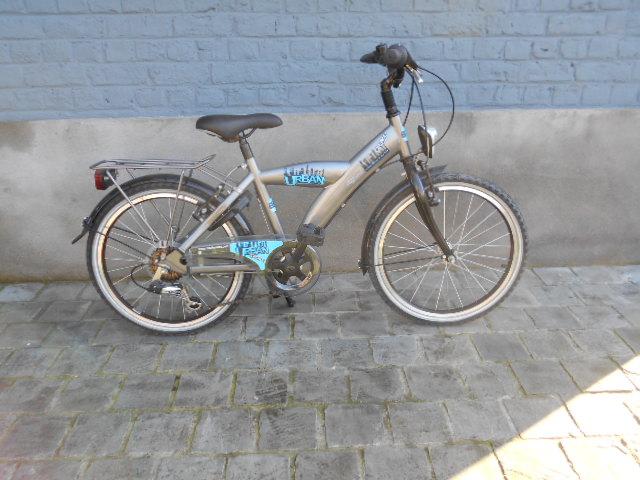 Bikefun urban boys 20